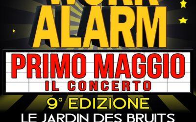 WORK ALARM – Primo Maggio