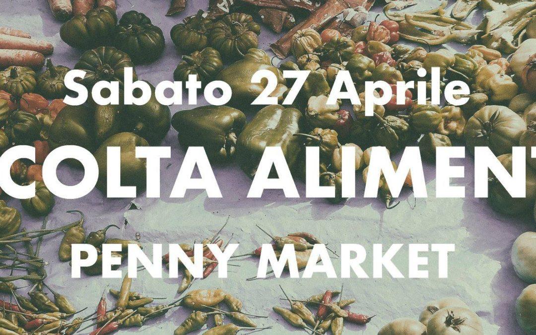 Aprile 2020 – Raccolta Alimentare Penny Market
